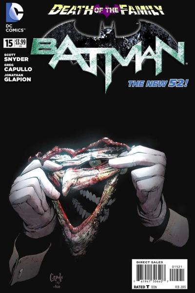 COLECCIÓN DEFINITIVA: BATMAN [UL] [cbr] Batman-15