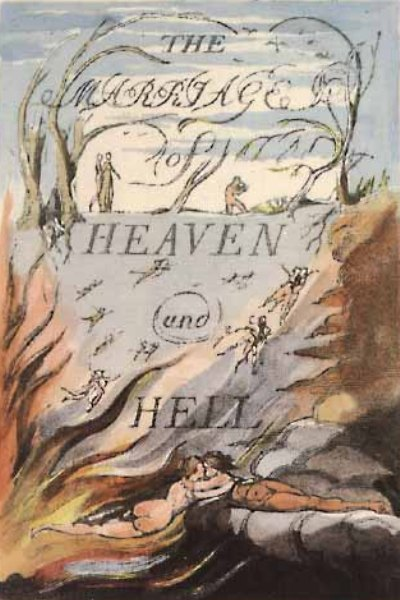 the marriage of heaven and hell essay Read this religion essay and over 88,000 other research documents heaven and hell heaven and hell everyone has a soul every soul has a destiny in the bible, god.